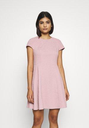 CHERISA - Jersey dress - nude pink