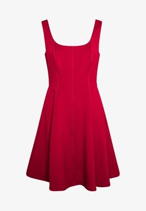 LOHANNA - Trikoomekko - red