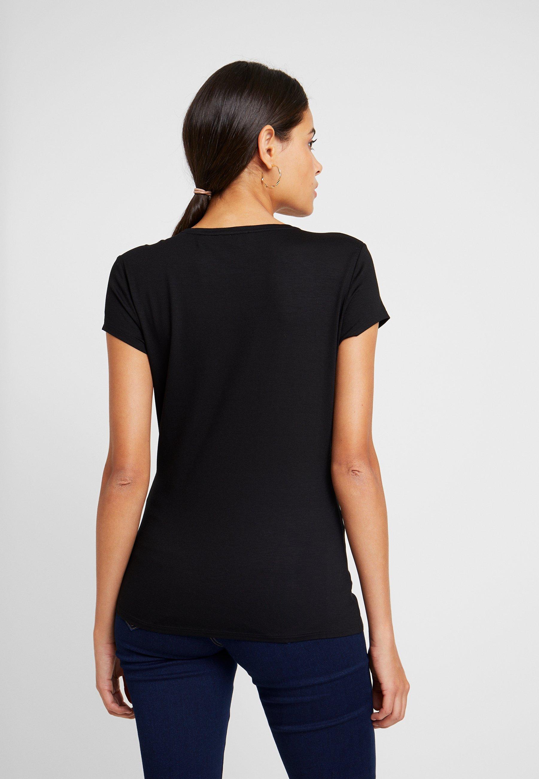 Ted Baker TORINA - T-shirt imprimé black
