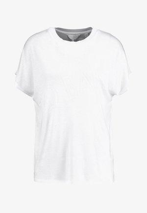 LAALI - Print T-shirt - white