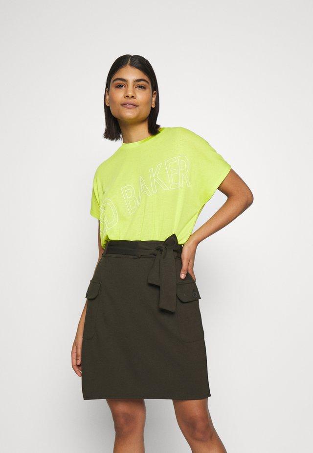 LAALI - Print T-shirt - green