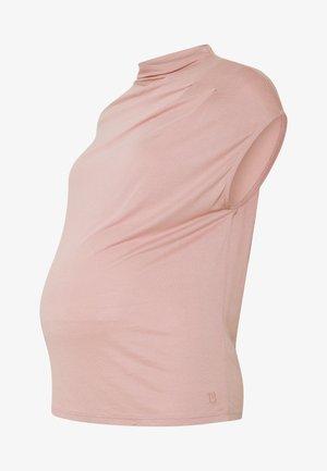 POPEEY - T-shirt basic - dusky pink