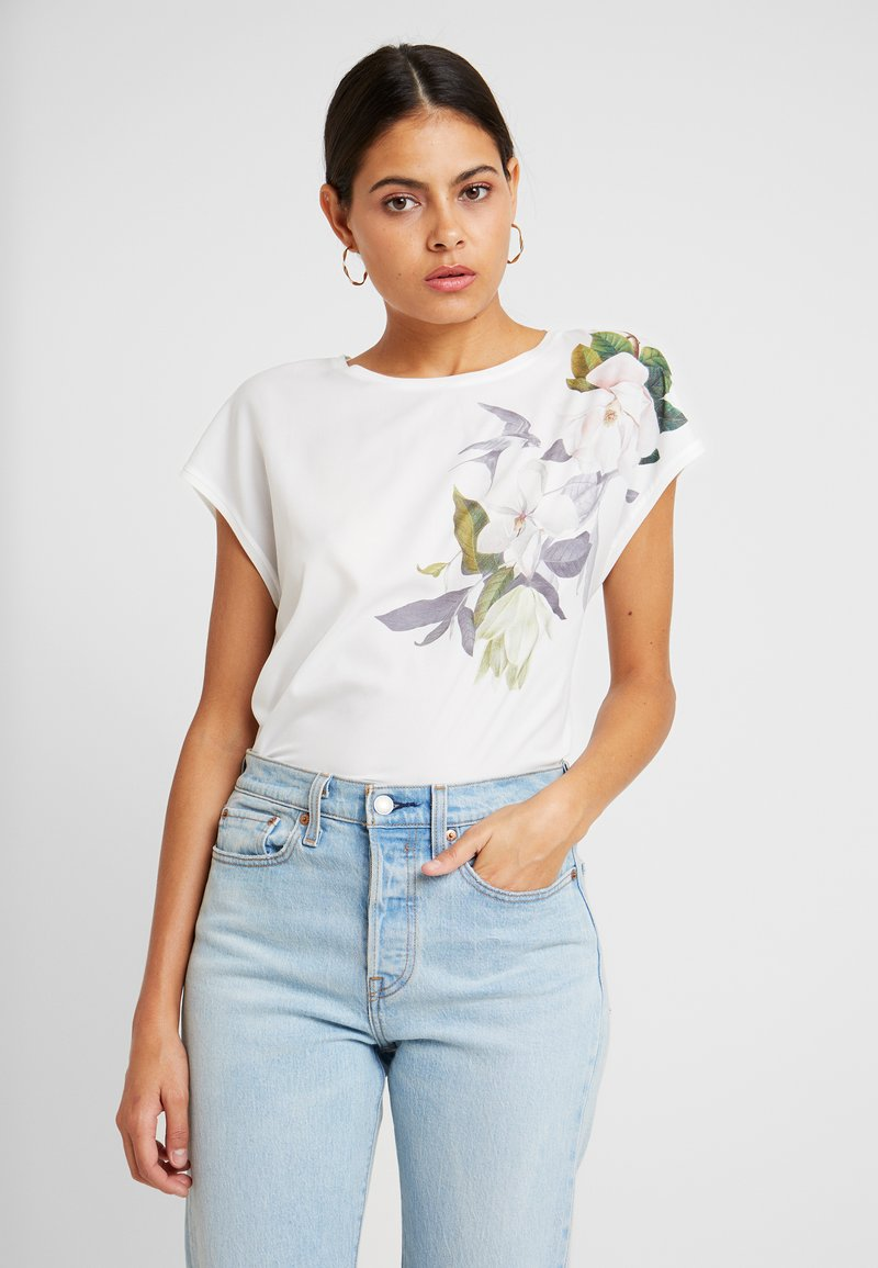 Ted Baker - SELLIE - T-shirts print - white