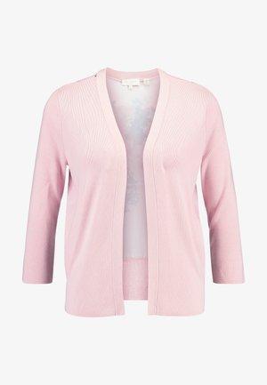 ELOWSI - Strikjakke /Cardigans - lt-pink