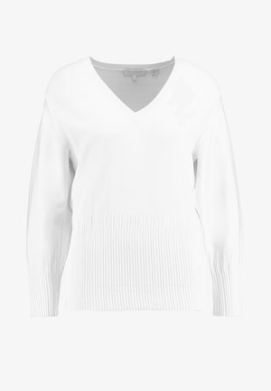 LORNINI - Jumper - white