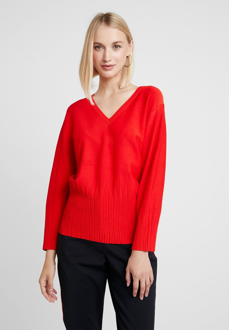 Ted Baker - LORNINI - Strickpullover - red