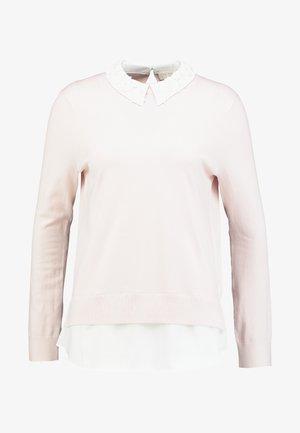 ZOILAA - Strikpullover /Striktrøjer - pink