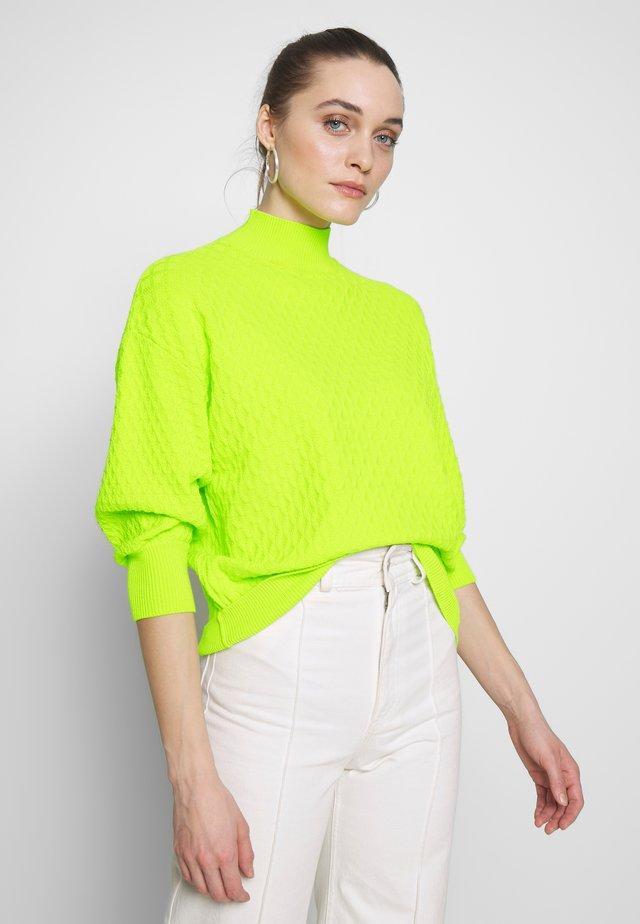 IMOGINN - Jumper - brt-green