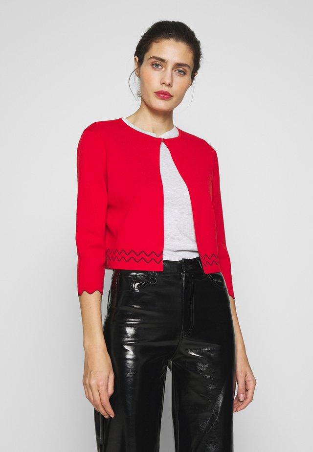 LONIAA - Cardigan - red