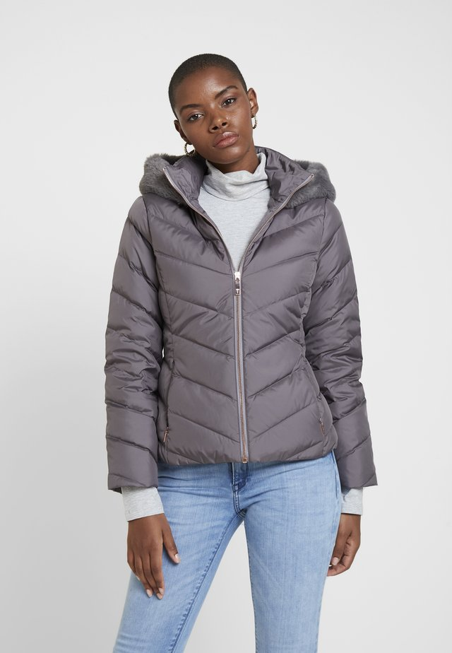 LAIYA - Down jacket - grey