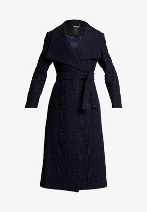 HERPEN - Classic coat - navy