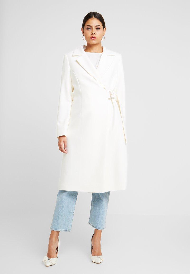 Ted Baker - DEZPINA - Classic coat - white