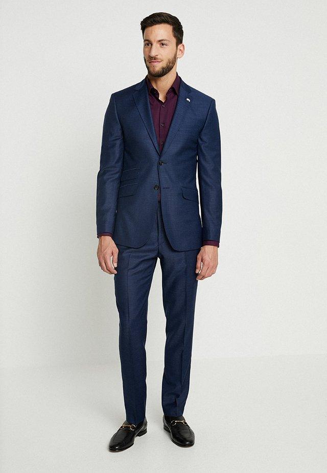 TRIOGON STERLING REGULAR FIT SUIT - Kostuum - blue