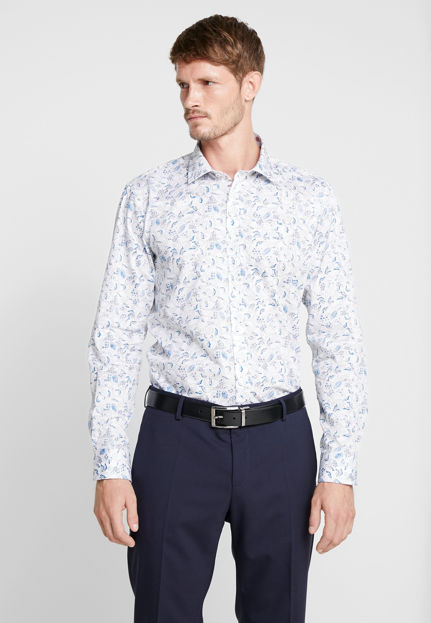 Baker Ted Baker Blue Ted CrownCamicia CrownCamicia Blue CrownCamicia Ted Ted Baker Blue CxtQdhrs
