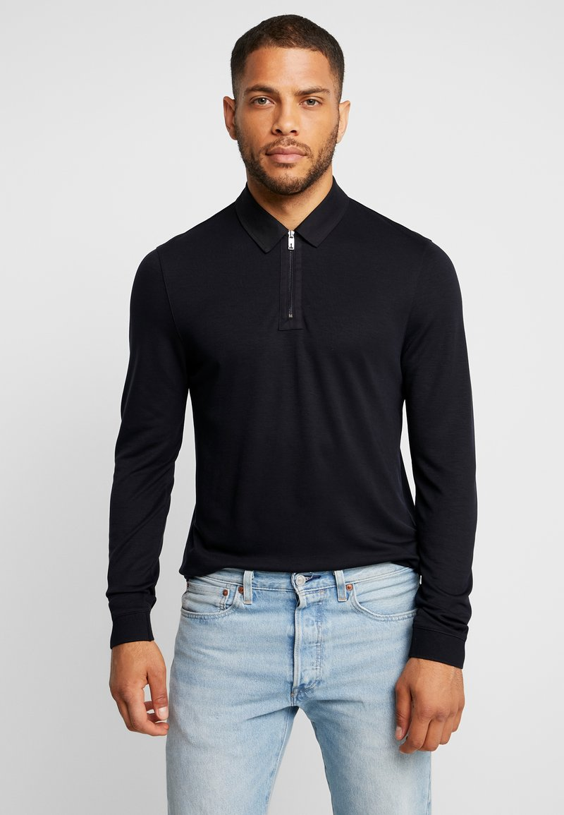 Ted Baker - MY TYPE - Polo shirt - navy