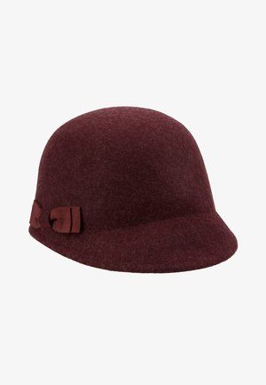 PHOEBBE - Hat - oxblood