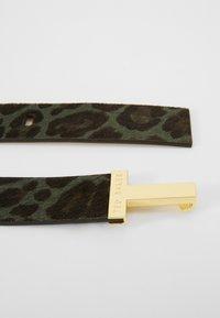 Ted Baker - LUCCIEE - Pásek - green - 2