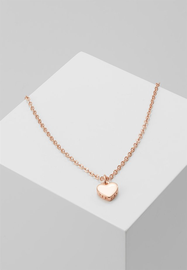HARA - Necklace - rosé gold-coloured