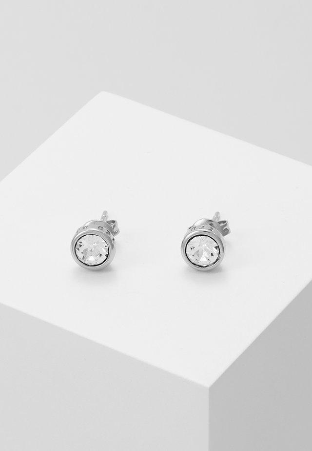 SINAA - Boucles d'oreilles - silver-coloured