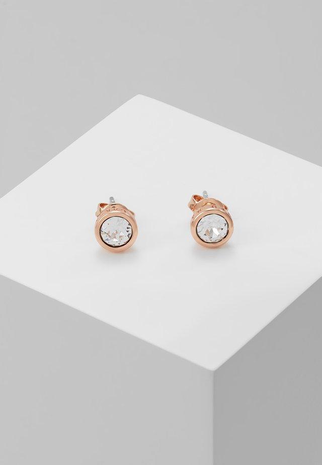 SINAA - Boucles d'oreilles - rose gold-coloured