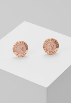 EISLEY - Earrings - rose gold-coloured/baby pink