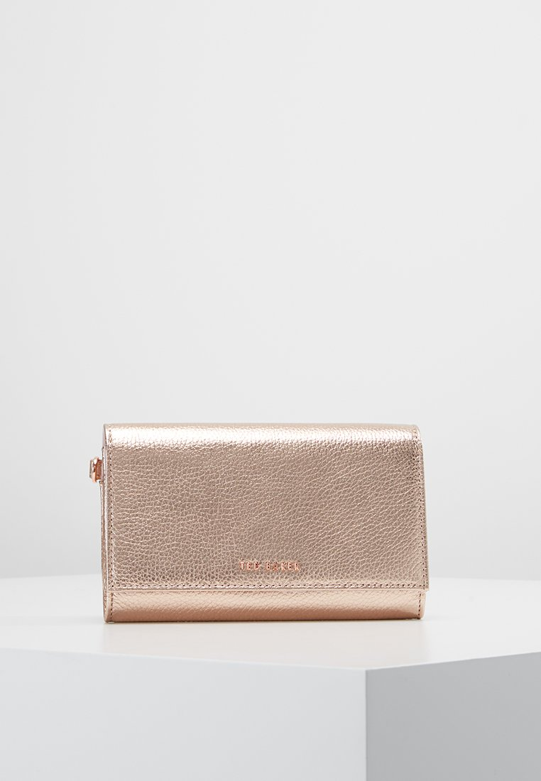 Ted Baker - HOLLI FRENCH PURSE - Wallet - rosegold
