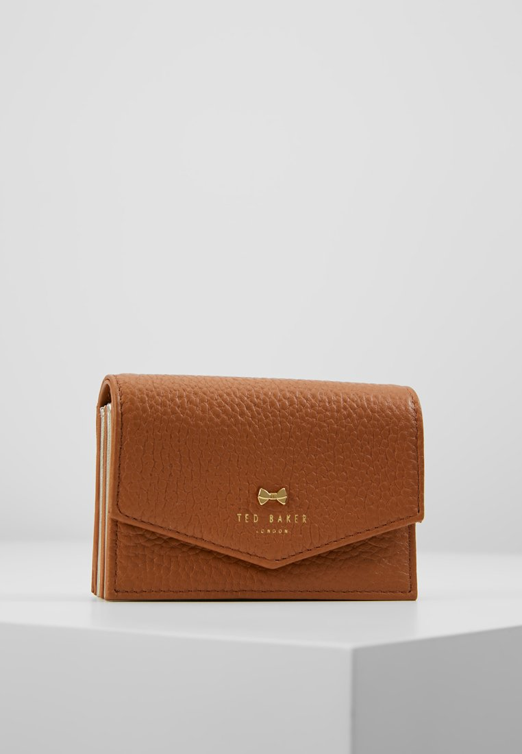 Ted Baker - HIEDI ENVELOPE CONCERTINA HOLDER - Wallet - tan