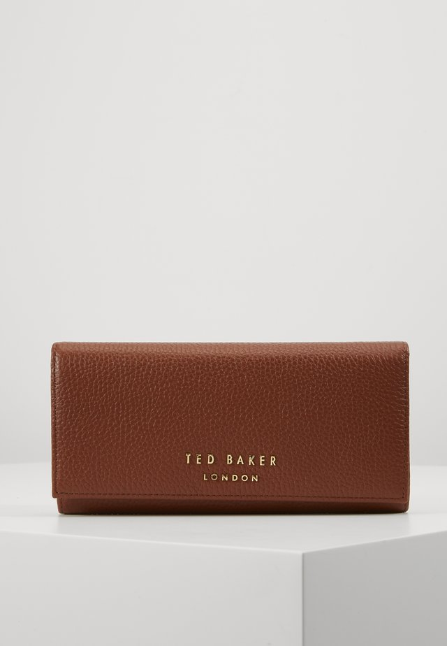 SELMA - Wallet - tan