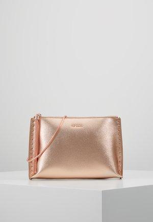 TESSSA - Across body bag - rosegold
