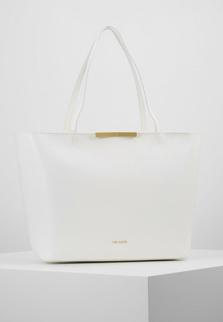 Ted Baker - JOYCEE SET - Handtasche - white