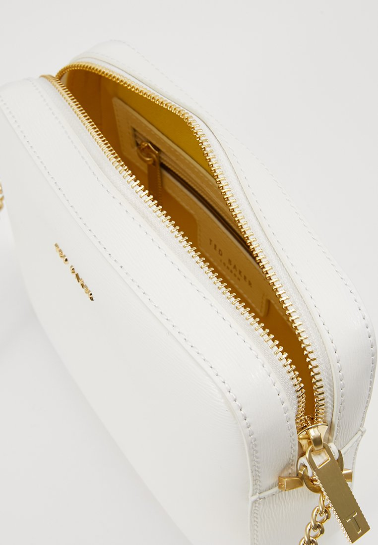 Xbody BagSac White Bandoulière Detail Judithh Ted Baker Bow IWD2EH9Y