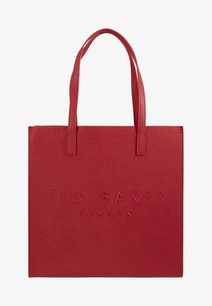 SOOCON - Shopping bag - red