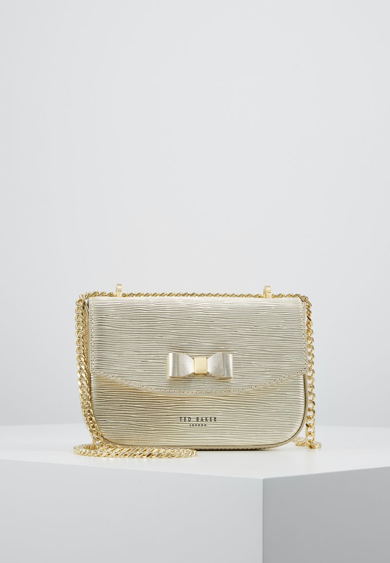 Ted Baker - DAISSY - Across body bag - gold