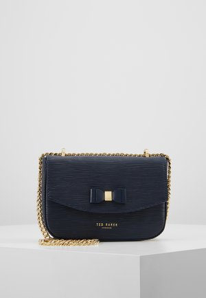 DAISSY - Across body bag - dark blue