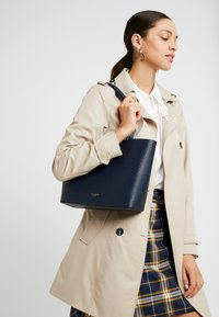 Ted Baker - DEANNAH SET - Handbag - dark blue - 1