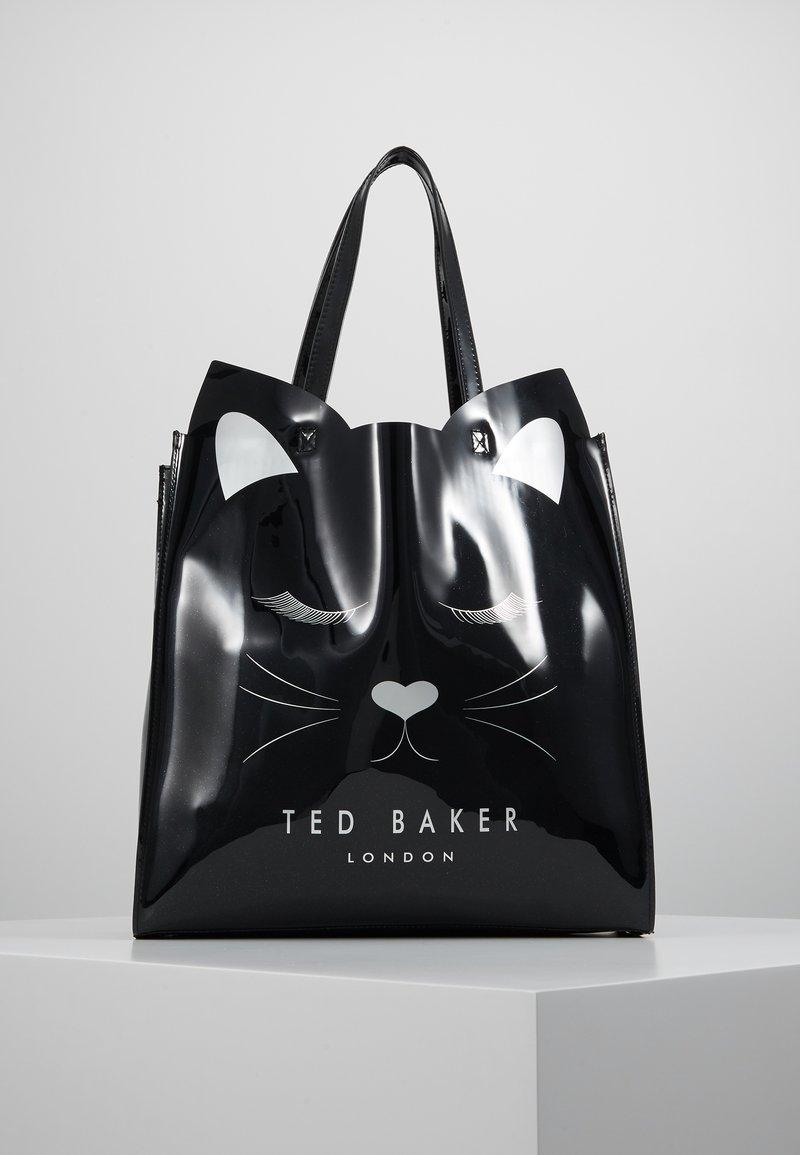 Ted Baker - MEOWCON - Shopping bag - black