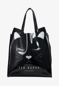Ted Baker - MEOWCON - Shopping bag - black - 5