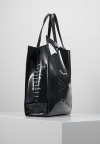 Ted Baker - MEOWCON - Shopping bag - black - 3