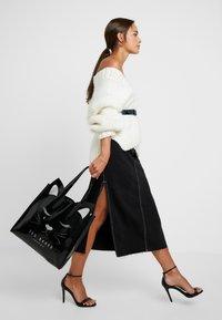 Ted Baker - MEOWCON - Shopping bag - black - 1