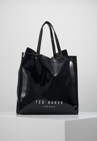Ted Baker - MEOWCON - Bolso shopping - black - 2