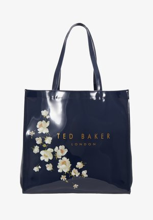 BAXTCON - Shopping bag - dark blue