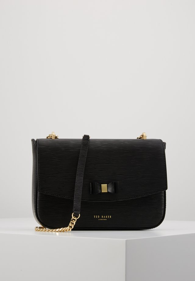 DANIEEL - Across body bag - black