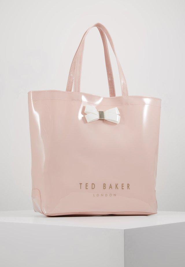 GABYCON - Shopping bag - dusky pink