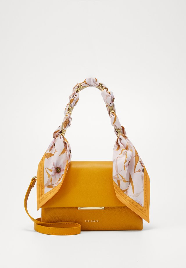 ELSY - Across body bag - yellow