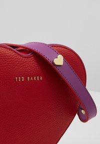 Ted Baker - LOVER - Skulderveske - red - 6
