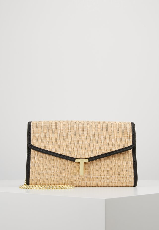 ARTHEA - Clutch - black