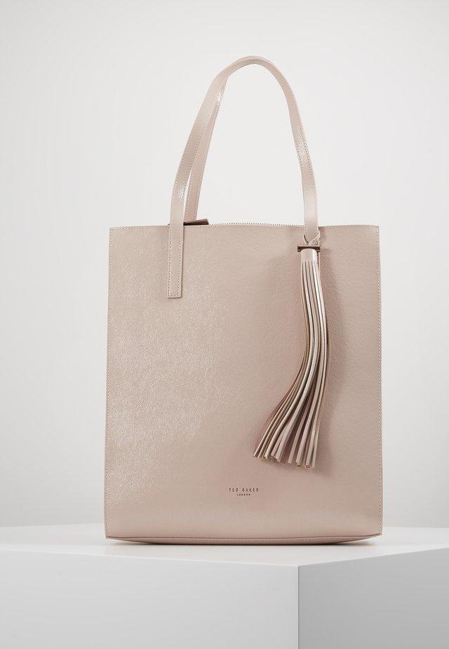 LOVISAA - Kabelka - nude pink
