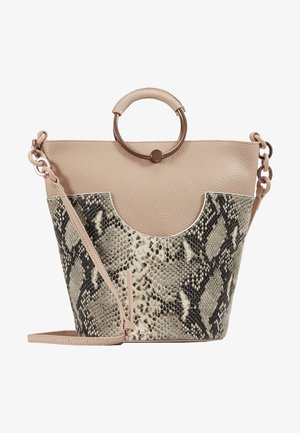 ALIENA - Handbag - taupe