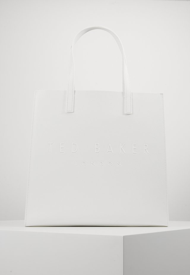 MICKON - Shopper - ivory