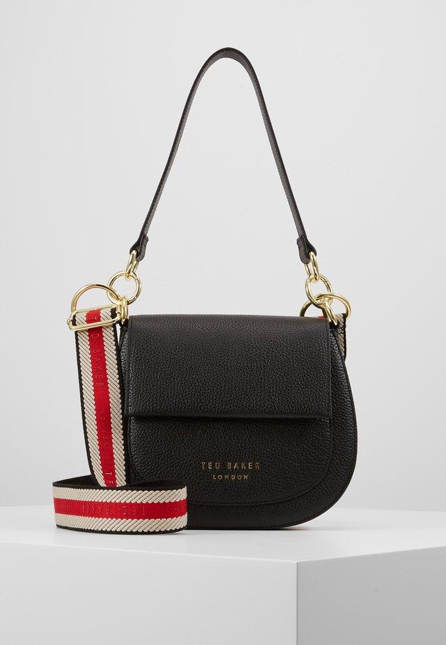 AMALI - Handbag - black